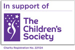 The Children's Society logo.