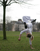 Capoeira movement