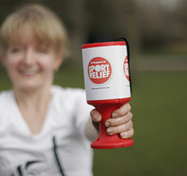 Formada Justyna for Sport Relief